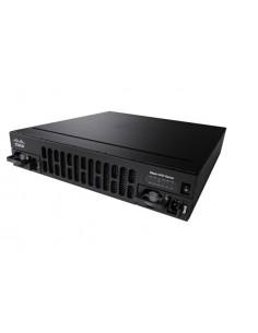 Cisco ISR 4321 langallinen reititin Musta Cisco ISR4321-AXV/K9 - 1