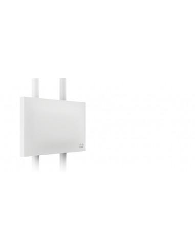 Cisco Meraki MR74 1300 Mbit/s Vit Strömförsörjning via Ethernet (PoE) stöd Cisco MR74-HW - 1