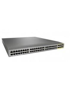 Cisco Nexus 3172TQ hanterad L2/L3 10G Ethernet (100/1000/10000) 1U Grå Cisco N3K-C3172TQ-10GT - 1