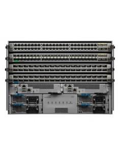 Cisco Nexus 9504 nätverksutrustningschassin Cisco N9K-C9504 - 1