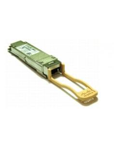 Cisco QSFP-40G-LR4= transceiver-moduler för nätverk Fiberoptik 40000 Mbit/s 1310 nm Cisco QSFP-40G-LR4= - 1