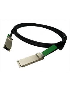 Cisco QSFP+, 5m InfiniBand cable QSFP+ Black Cisco QSFP-H40G-CU5M= - 1