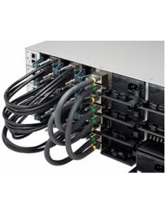 Cisco StackWise-480, 50cm InfiniBand-kablar 0.5 m Svart Cisco STACK-T1-50CM= - 1