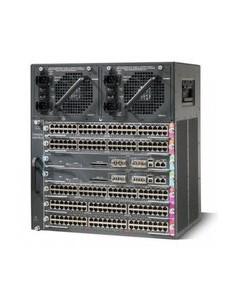 Cisco WS-C4507R+E network equipment chassis 11U Black Cisco WS-C4507R+E - 1