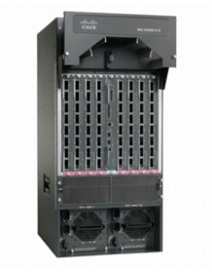 Cisco Catalyst 6509 Enhanced network equipment chassis 21U Cisco WS-C6509-V-E - 1