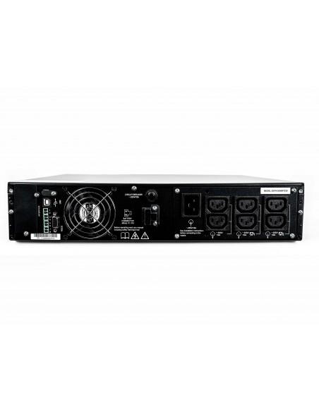 Vertiv Liebert GXT4 Double-conversion (Online) 2000 VA 1800 W 6 AC outlet(s) Vertiv GXT4-2000RT230E - 2