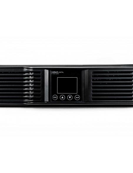 Vertiv Liebert GXT4 Double-conversion (Online) 2000 VA 1800 W 6 AC outlet(s) Vertiv GXT4-2000RT230E - 5