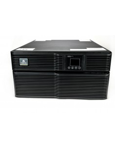 Vertiv Liebert GXT4-5000RT230E UPS-virtalähde Taajuuden kaksoismuunnos (verkossa) 5000 VA 4000 W 8 AC-pistorasia(a) Vertiv GXT4-