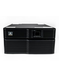 Vertiv Liebert GXT4-6000RT230E strömskydd (UPS) Dubbelkonvertering (Online) 6000 VA 4800 W 8 AC-utgångar Vertiv GXT4-6000RT230E