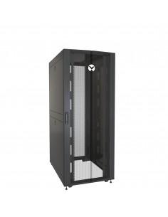 Vertiv VR3350 rack cabinet 42U Freestanding Black, Transparent Vertiv VR3350 - 1
