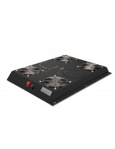 Digitus DN-19 FAN-4-SRV-B hardware cooling accessory Black Digitus DN-19 FAN-4-SRV-B - 1
