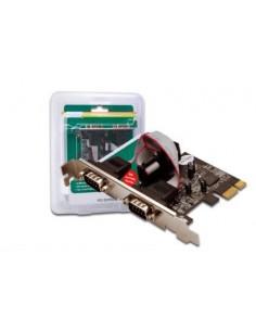 Digitus 2 x DB9 M nätverkskort/adapters Intern Serial Digitus DS-30000-1 - 1