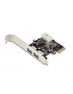 Digitus DS-30220-4 nätverkskort/adapters Intern USB 3.2 Gen 1 (3.1 1) Digitus DS-30220-4 - 1