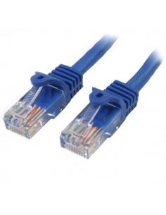 StarTech.com 45PAT7MBL verkkokaapeli Sininen 7 m Cat5e U/UTP (UTP) Startech 45PAT7MBL - 1