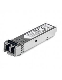 StarTech.com MSA Uncoded SFP Module - 100BASE-ZX 100MbE Single Mode Fiber (SMF) Optic Transceiver 100Mb Ethernet LC 80km 1550nm