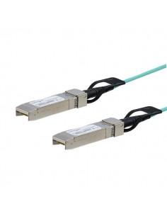 StarTech.com Cisco SFP-10G-AOC5M-kompatibel SFP+ aktiv optisk kabel - 5 m Startech SFP10GAOC5M - 1