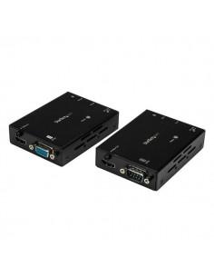 StarTech.com ST121HDBTL AV-signaalin jatkaja AV-lähetin ja -vastaanotin Musta Startech ST121HDBTL - 1