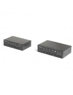 StarTech.com HDBaseT-förlängarsatsen med inbyggd switch, videoskalare och flera ingångar Startech ST121HDBTSC - 1