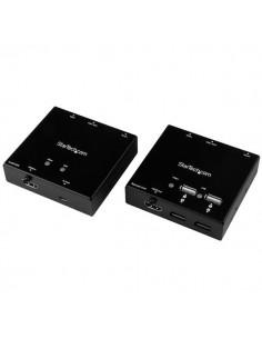 StarTech.com HDMI över CAT6-förlängare med USB-hub 4 portar - 50 m 1080p Startech ST121USBHD - 1