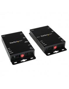StarTech.com HDMI over CAT5 HDBaseT Extender - RS232 IR Ultra HD 4K 330 ft (100m) Startech ST121UTPHD2 - 1