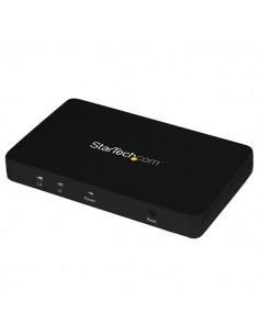StarTech.com 4K HDMI 2-Port – 1x2 Splitter w/ Solid Aluminum Housing 30Hz Startech ST122HD4K - 1