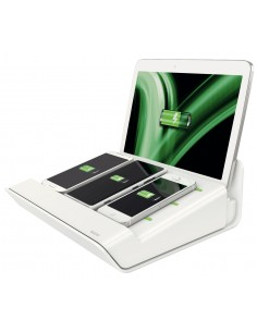 Leitz Complete Multicharger XL for 1 tablet and 3 smartphones Kensington 62890001 - 1