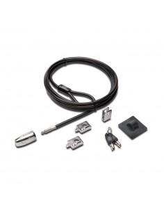 Kensington Desktop & Peripherals Locking Kit 2.0 — Master Keyed Kensington K64425M - 1