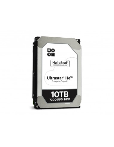 "Western Digital Ultrastar He10 3.5"" 10000 GB Serial ATA III Hgst 0F27607 - 1"