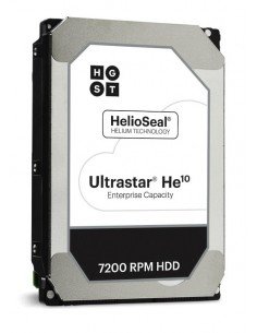 "Western Digital Ultrastar He10 3.5"" 8000 GB Serial ATA III Hgst 0F27610 - 1"