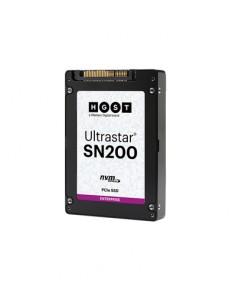 "Western Digital Ultrastar SN200 2.5"" 800 GB PCI Express 3.0 MLC NVMe Hgst 0TS1306 - 1"