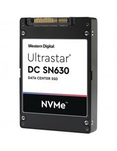 """Western Digital Ultrastar DC SN630 2.5"""" 3840 GB U.2 3D TLC NVMe Hgst 0TS1619 - 1"""
