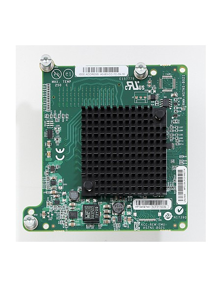 HP LPe1605 16Gb Fibre Channel Host Bus Adapter for BladeSystem c-Class Hp 718203-B21 - 2
