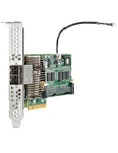 Hewlett Packard Enterprise Smart Array P441/4GB FBWC 12Gb 2-ports Ext SAS RAID-kontrollerkort PCI Express x8 3.0 12 Gbit/s Hp 72