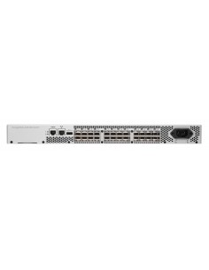 Hewlett Packard Enterprise 8/8 Base 8-port Enabled SAN Hallittu Ei mitään Harmaa 1U Hp AM867D - 1