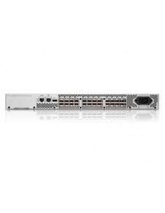 Hewlett Packard Enterprise 8/24 Base (16) Full Fabric Ports Enabled SAN hanterad 1U Silver Hp AM868C#ABB - 1