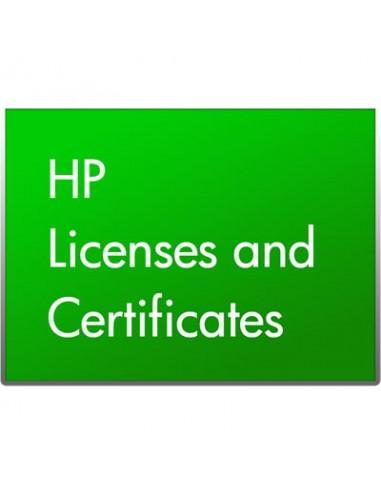 Hewlett Packard Enterprise StoreEver MSL6480 Secure Manager E-LTU Hp D4T75AAE - 1