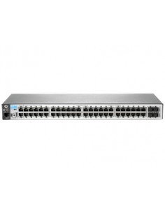 Hewlett Packard Enterprise Aruba 2530-48G Hallittu L2 Gigabit Ethernet (10/100/1000) 1U Harmaa Hp J9775A - 1