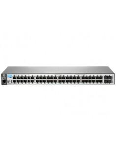 Hewlett Packard Enterprise Aruba 2530-48G Hallittu L2 Gigabit Ethernet (10/100/1000) 1U Harmaa Hp J9775A#ABB - 1