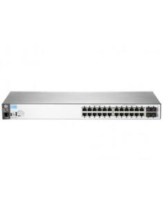 Hewlett Packard Enterprise Aruba 2530-24G Hallittu L2 Gigabit Ethernet (10/100/1000) 1U Harmaa Hp J9776A#ABB - 1