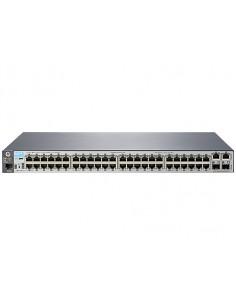 Hewlett Packard Enterprise Aruba 2530-48 Hallittu L2 Fast Ethernet (10/100) 1U Harmaa Hp J9781A#ABB - 1