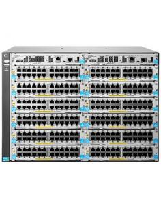 Hewlett Packard Enterprise 5412R zl2 network equipment chassis Grey Hp J9822A - 1