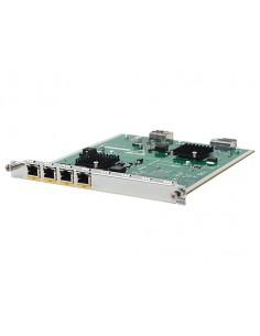 Hewlett Packard Enterprise MSR 4-port Gig-T HMIM verkkokytkinmoduuli Hp JG421A - 1
