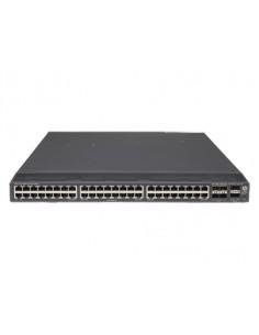 Hewlett Packard Enterprise FlexFabric 5900AF 48G 4XG 2QSFP+ hanterad L3 Gigabit Ethernet (10/100/1000) 1U Grå Hp JG510A - 1