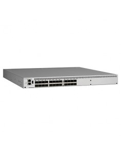 Hewlett Packard Enterprise StoreFabric SN3000B 1U Harmaa Hp QW938A - 1