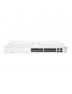 Hewlett Packard Enterprise Aruba Instant On 1930 Managed L2+ Gigabit Ethernet (10/100/1000) Power over (PoE) 1U White Aruba JL68