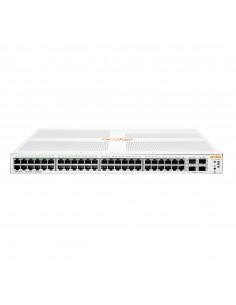 Hewlett Packard Enterprise Aruba Instant On 1930 Managed L2+ Gigabit Ethernet (10/100/1000) 1U White Aruba JL685A#ABB - 1