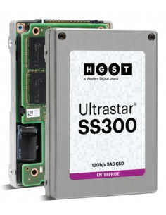 "Western Digital Ultrastar SS300 2.5"" 480 GB SAS 3D TLC Western Digital 0B34956 - 1"