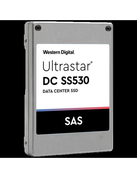 """Western Digital Ultrastar DC SS530 2.5"""" 3840 GB SAS 3D TLC Western Digital 0B40372 - 3"""