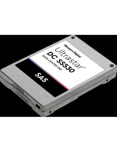 """Western Digital Ultrastar DC SS530 2.5"""" 15360 GB SAS 3D TLC Western Digital 0B40377 - 3"""