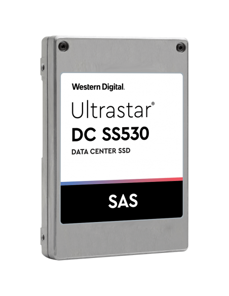 "Western Digital Ultrastar DC SS530 2.5"" 15300 GB SAS 3D TLC Western Digital 0B40380 - 3"